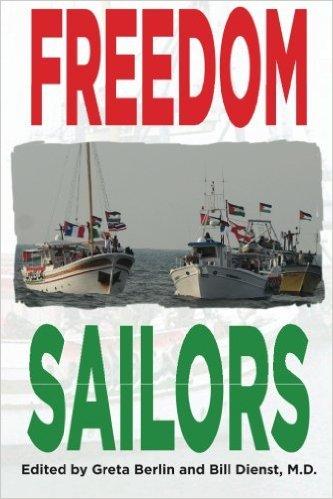 Freedom Sailors Greta Berlin