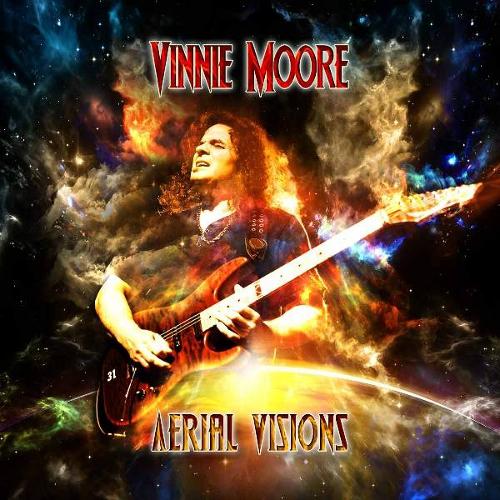 """""""Aerial Visions"""" by Vinnie Moore"""