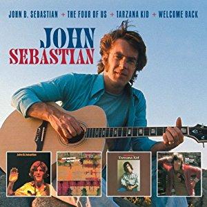 John Sebastian -latest release