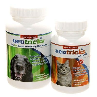 Neutricks for Dogs and Cats
