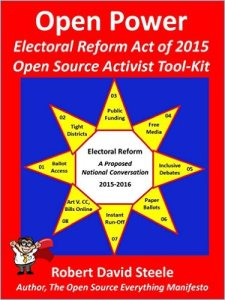 Open Power - Electoral Reform Act of 2015 Open Source Activist Tool-Kit