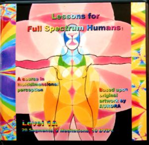 Lessons for Full Spectrum Humans DVD Set 1A