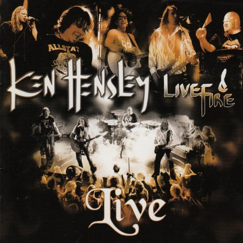 Ken Hensley Live & Fire