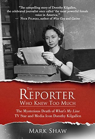 Reporter who knew too much