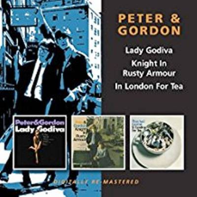 Digitally remastered two CD set containing a trio of albums from the British duo