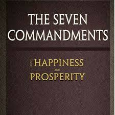 The Seven Commandments