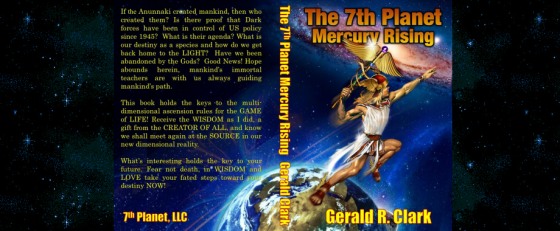 The 7th Planet Mercury Rising