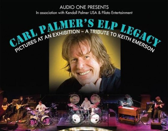 "CARL PALMER'S ELP LEGACY ""REMEMBERING KEITH"" - THE MUSIC OF EMERSON LAKE & PALMER TOUR  PART II"