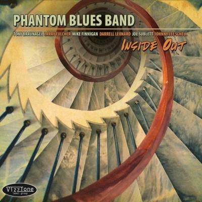 Mike Finnigan with Phantom Blues Band  'Inside Out'
