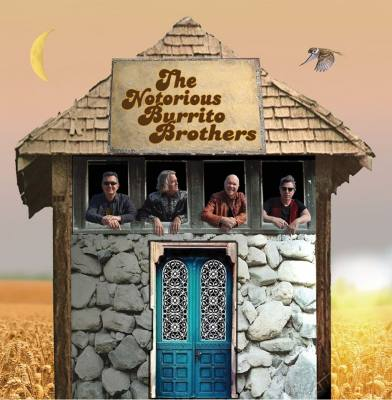 Purchase The Burrito Brothers latest album entitled THE NOTORIUS BURRITO BROTHERS at amazon.com