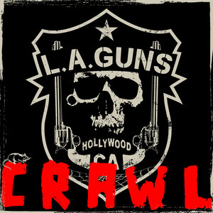 'Crawl' BY L.A.GUNS is now available on all digital platforms.