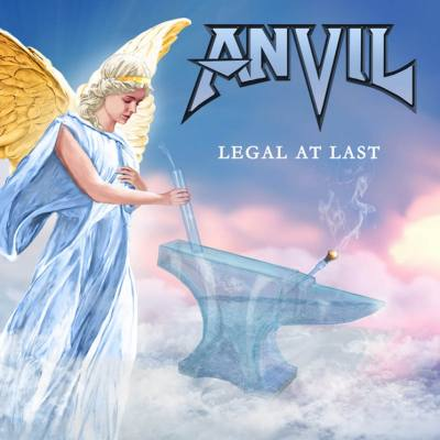 Legal at Last by ANVIL
