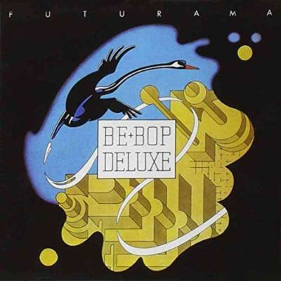 Order Be-Bop Deluxe FUTURAMA 3CD/1DVD at amazon.com