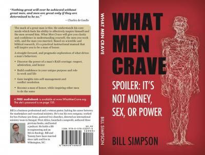 What Men Crave - Spoiler: It's Not Money, Sex, or Power