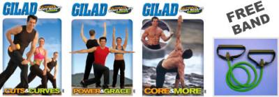 Gilad's Ultimate Body Sculpt Series