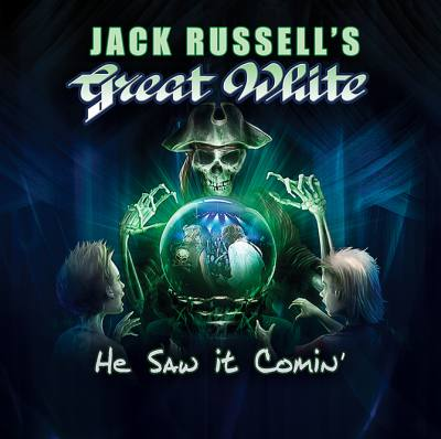 Purchase the latest album by Jack Russell's Great White entitled He Saw It Comin' at amazon.com
