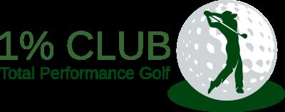 1 % Club logo