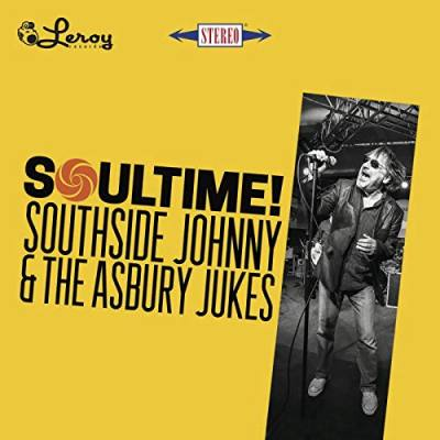 Soultime by Southside Johnny & The Asbury Jukes