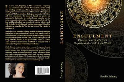 Ensoulment     Conscious Business Center   Interview title The Future of Humanity and the Earth Through the lens of Ensoulment  - From Ego-centric to Etno-centric to World Centric Conscious civilization - How levels of consciousness influence personal and collective well being, vitality, thrive-ability, innovation and fulfillment. - What is possible when economic, political, educational, healthcare and technological system elevate the conscious - What can be done on a personal, collective and systemic level