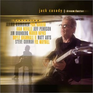 Purchase the most recent release by Jack Casady entitled Dream Factor At amazon.com