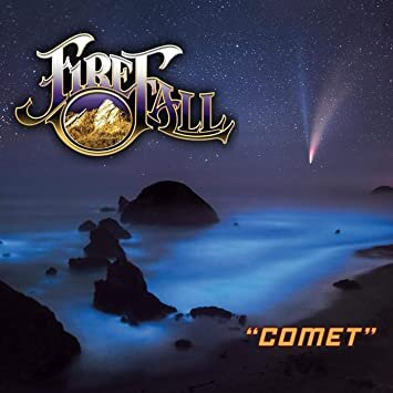 LEGENDARY ROCK BAND FIREFALL RELEASES NEW CD, COMET