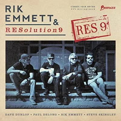 Purchase RES9 RIK EMMETT & RESolution 9 at amazon.com