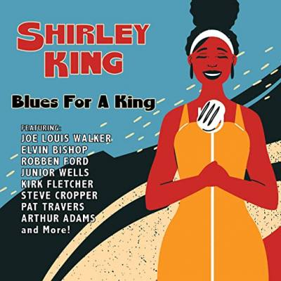 'Blues for a King' by Shirley King available now at amazon.com