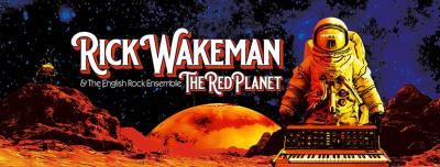 "Keyboard Legend Rick Wakeman & The English Rock Ensemble Return To Prog On New Album ""The Red Planet"