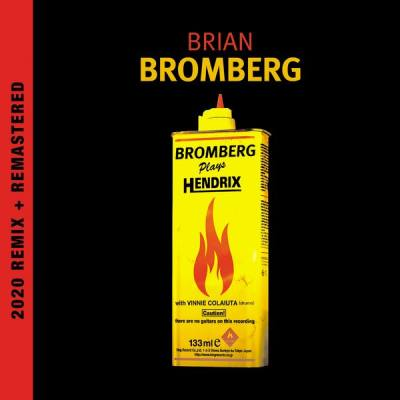 Bromberg Plays Hendrix  remix/remaster available September 18, 2020.