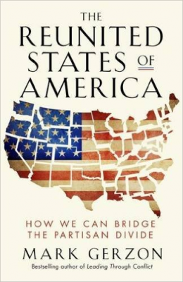 The Reunited States of America - book cover