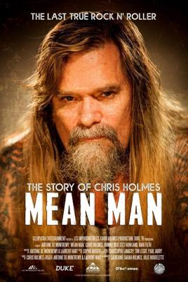 Chris Holmes Documentary Film MEAN MAN: The Story of Chris Holmes