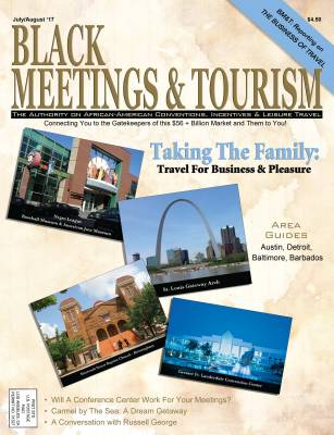 Black Meeting and Tourism Magazine