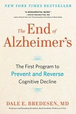 End Alzheimer's: The first program to prevent and reverse cognitive decline.