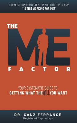 pre-order Dr. Ganz' book - The ME Factor
