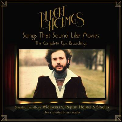 Rupert Holmes latest box set … Songs That Sound Like Movies