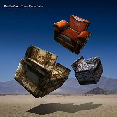 GENTLE GIANT: THREE PIECE SUITE