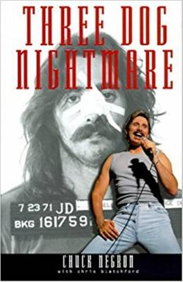 Chuck Negron went from the height of worldwide fame and success, to the depths of delusion, despair and almost death