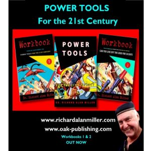 All THREE Power Tools - books for the 21st Century