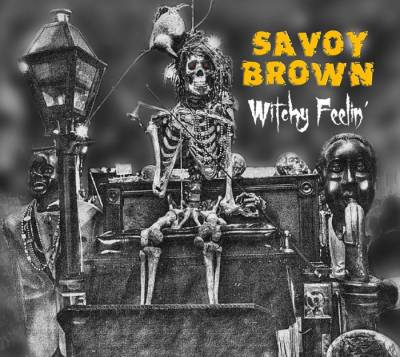 You can purchase 'Witchy Feelin' the brand new album by Kim Simmons and Savoy Brown at Amazon.com.