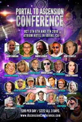 Portal to Ascension Conference 2018