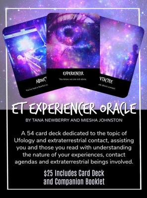 ET Experiencer Oracle Deck
