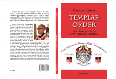 Knights Templar of the Order by Grand Prior of Knights Templar Domizio Cipriani