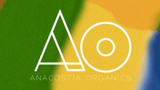 Anacostia Organics Logo