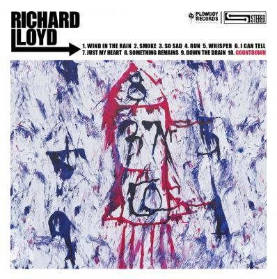 'Countdown' the latest release by Richard Lloyd