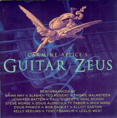 Guitar Zeus by Carmine Appice available at amazon.com
