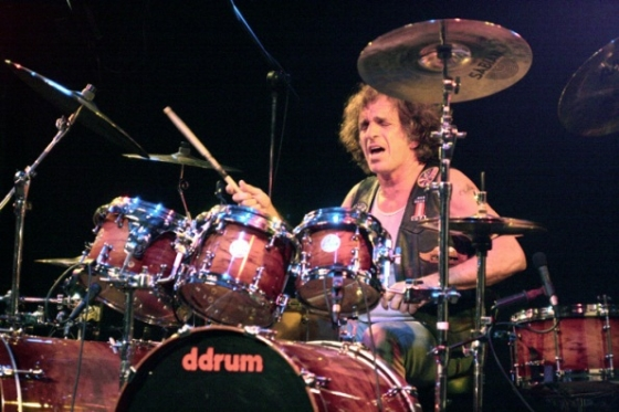 The Ray Shasho Show Welcomes Legendary Drummer Corky Laing