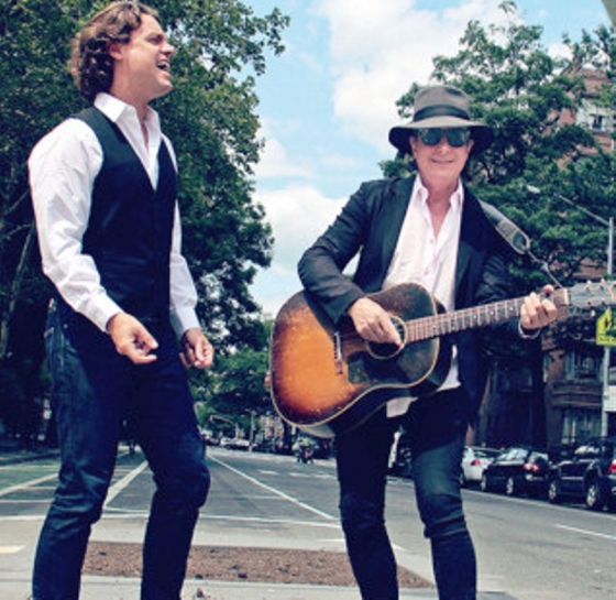 The Ray Shasho Show Welcomes the Amazing Musical Duo of Gary Lucas & Jann Klose