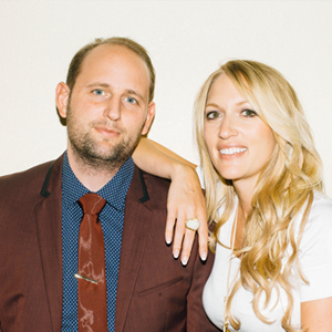 Ben and Jen Rode