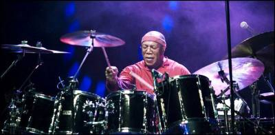 BILLY COBHAM ART OF THE RHYTHM SECTION RETREAT