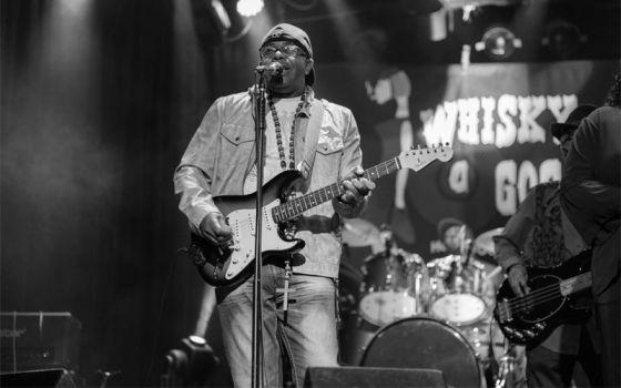 "R&B Music Artist/Producer Binky Womack, Nephew of Legendary Bobby Womack, Releases New Album ""Womack Style"""
